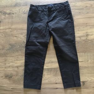 Tommy Hilfiger Cropped Chino Pants Navy Blue 4